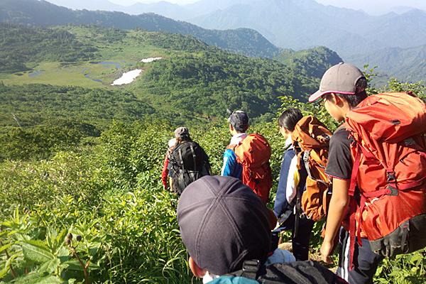 ワールドワイドに山を楽しむ016